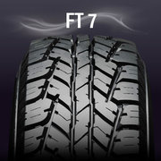 "Nankang 27x8.5R14"" 95S FT-7 New All Terrain Tyre 278514 Highway, Off-Road, 4X4"
