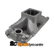 "Pro-Filer Sniper Jr Big Block Chev Single Plain Intake Manifold 9.8""Deck Height"