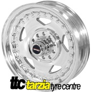 Street Pro Convo 15 x 6 Inch Holden Chev Ford Dual Bolt 3.50 inch Back Space STP005-156000
