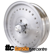 Street Pro 007 Autodrag Satin Wheel 15 x 6 Inch Early Holden Chev Bolt 5 x 4.25 3 inch BS