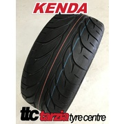 "Kenda Kaiser KR20A 245/40R18"" 97W New Semi Slick Tyre 180 Treadwear Soft"
