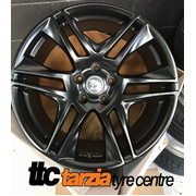 "VF GTS Blade HSV Holden Style Wheels 20x8.5"" X4 Gloss Black Suits Commodore VE - VF"